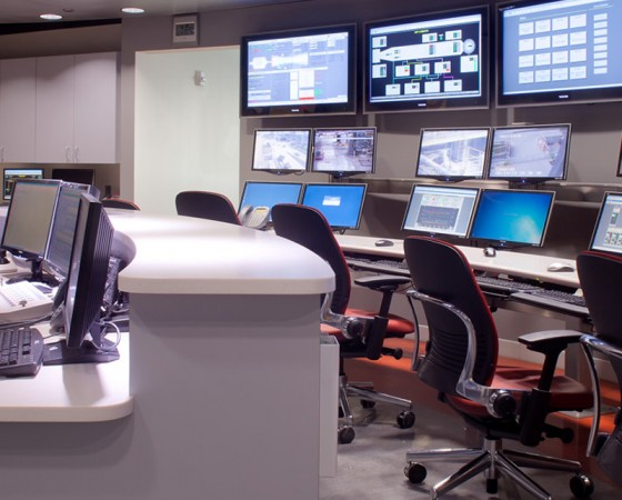 Control and Monitoring System